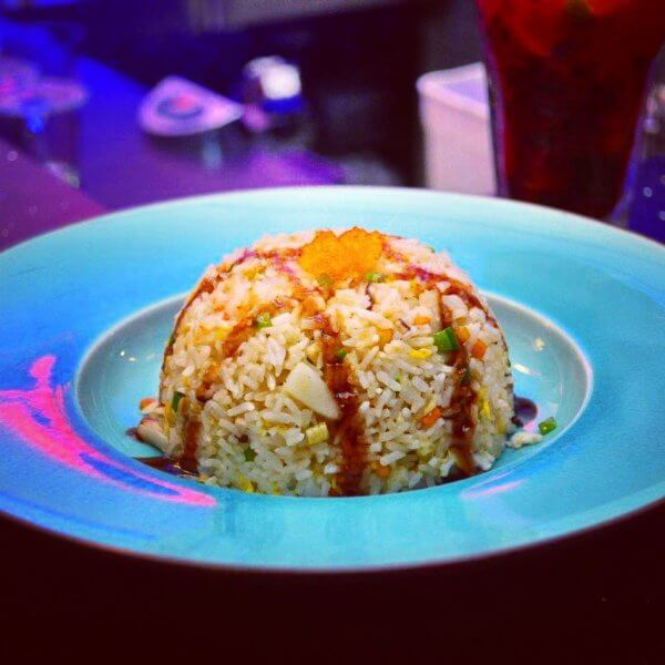 Seafood-fried-rice-and-tobbiko