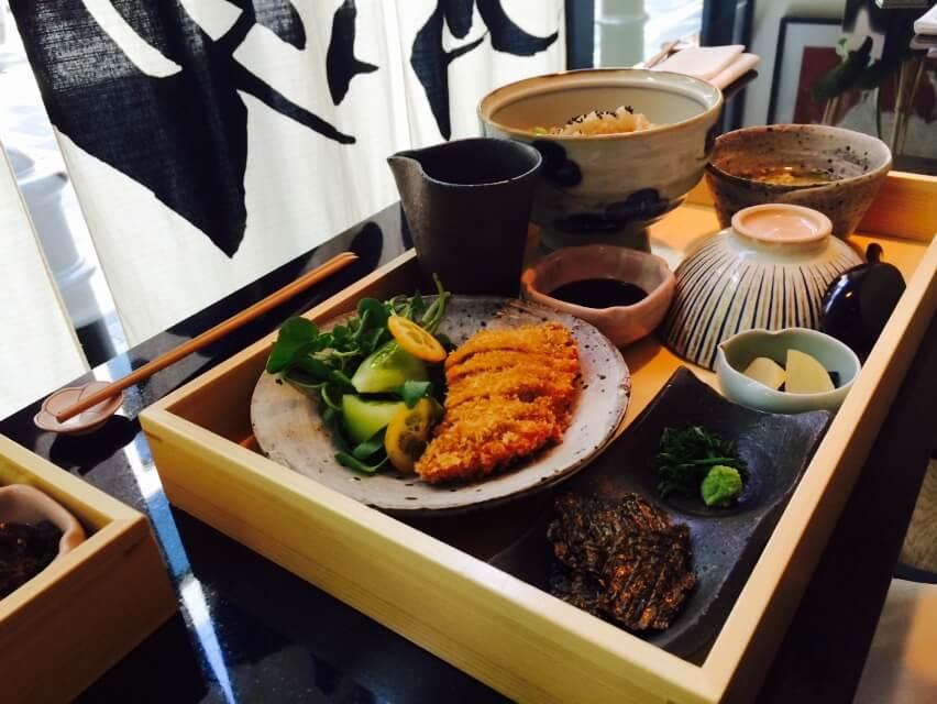Kobe Beef Katsu Gozen